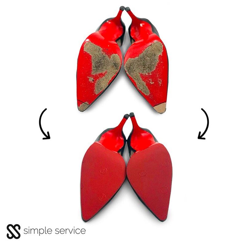 Кейс Instagram: Заявки для сервиса ремонта обуви в Москве