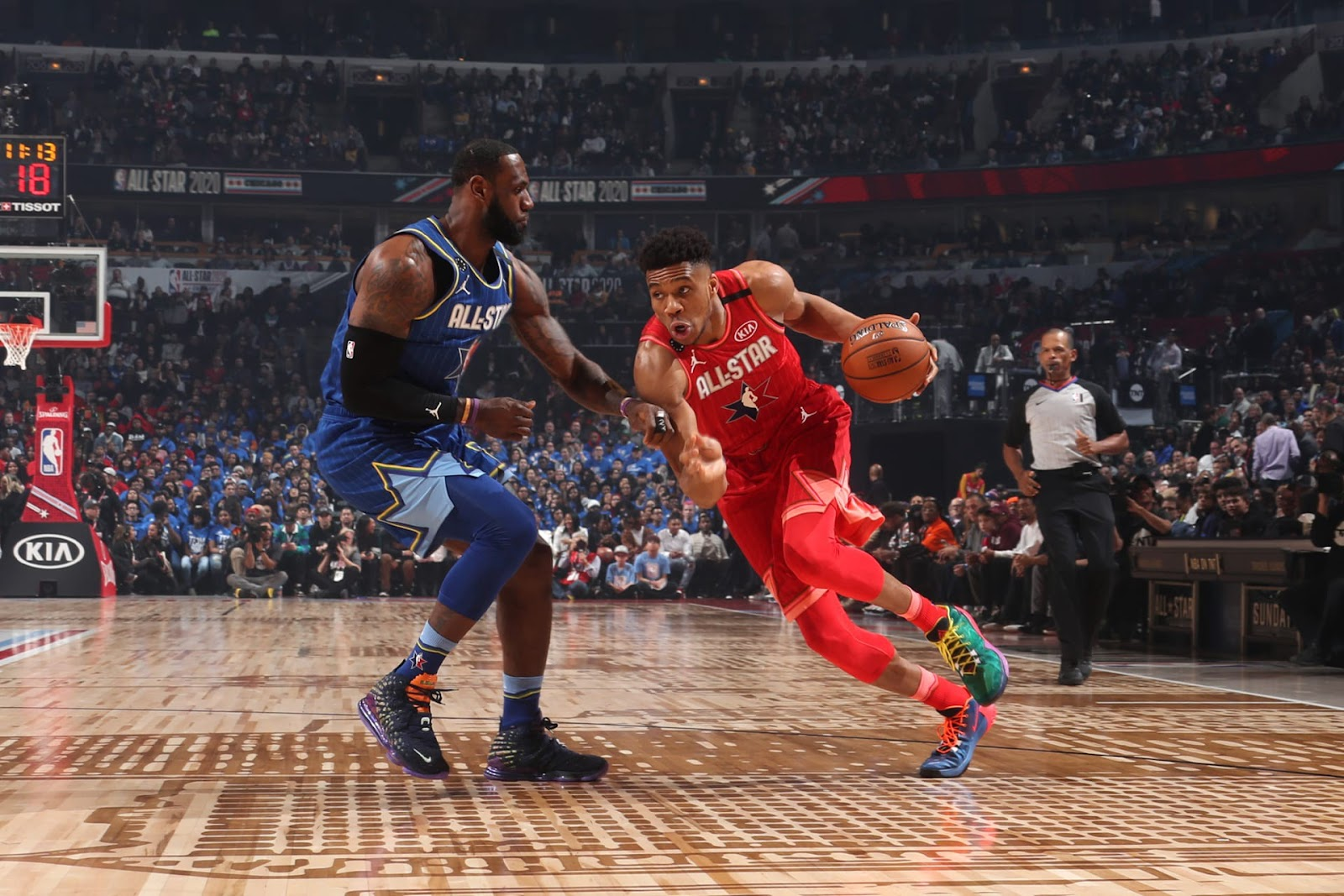 Image result for all star game 2020