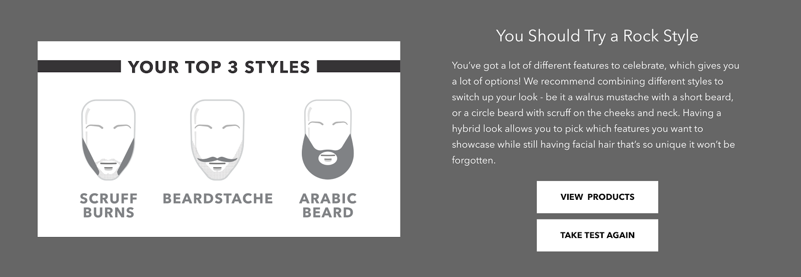beardbrand quiz