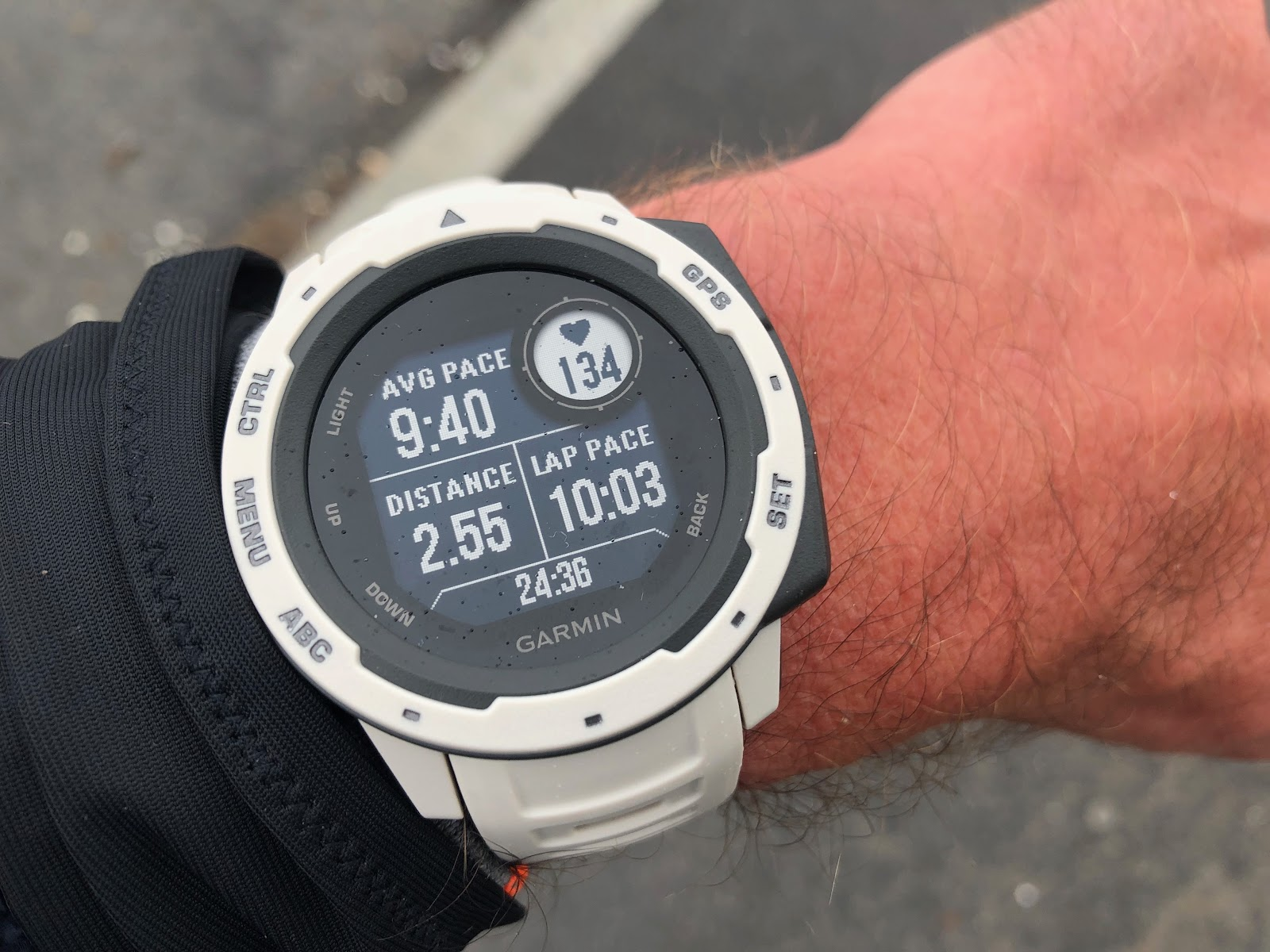 Road Trail Run: Garmin Instinct Review: Run and Outdoor Focused GPS