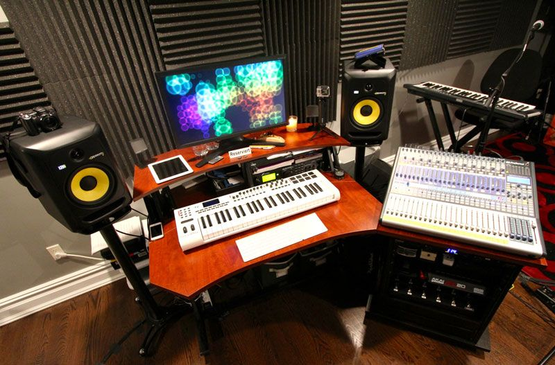 Tu home studio en el 2020