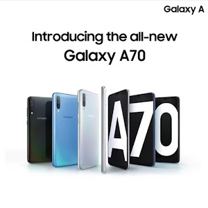 Samsung Galaxy A70 price and features|Set to launch in April