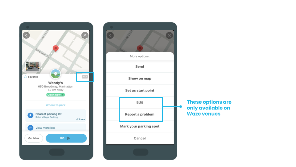 Advertise Locations on Waze - Waze for Brands Help