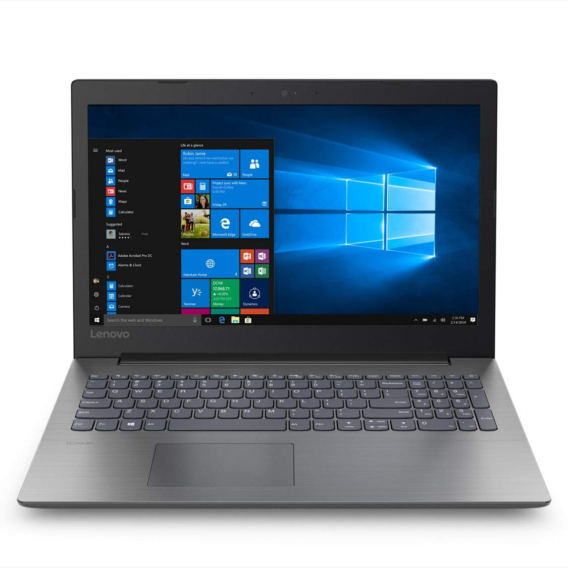 Lenovo Ideapad 330 Intel Core i7 8th Gen 15.6 inch Laptop