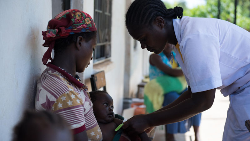 Opinion: Reaching universal health coverage means tackling malnutrition