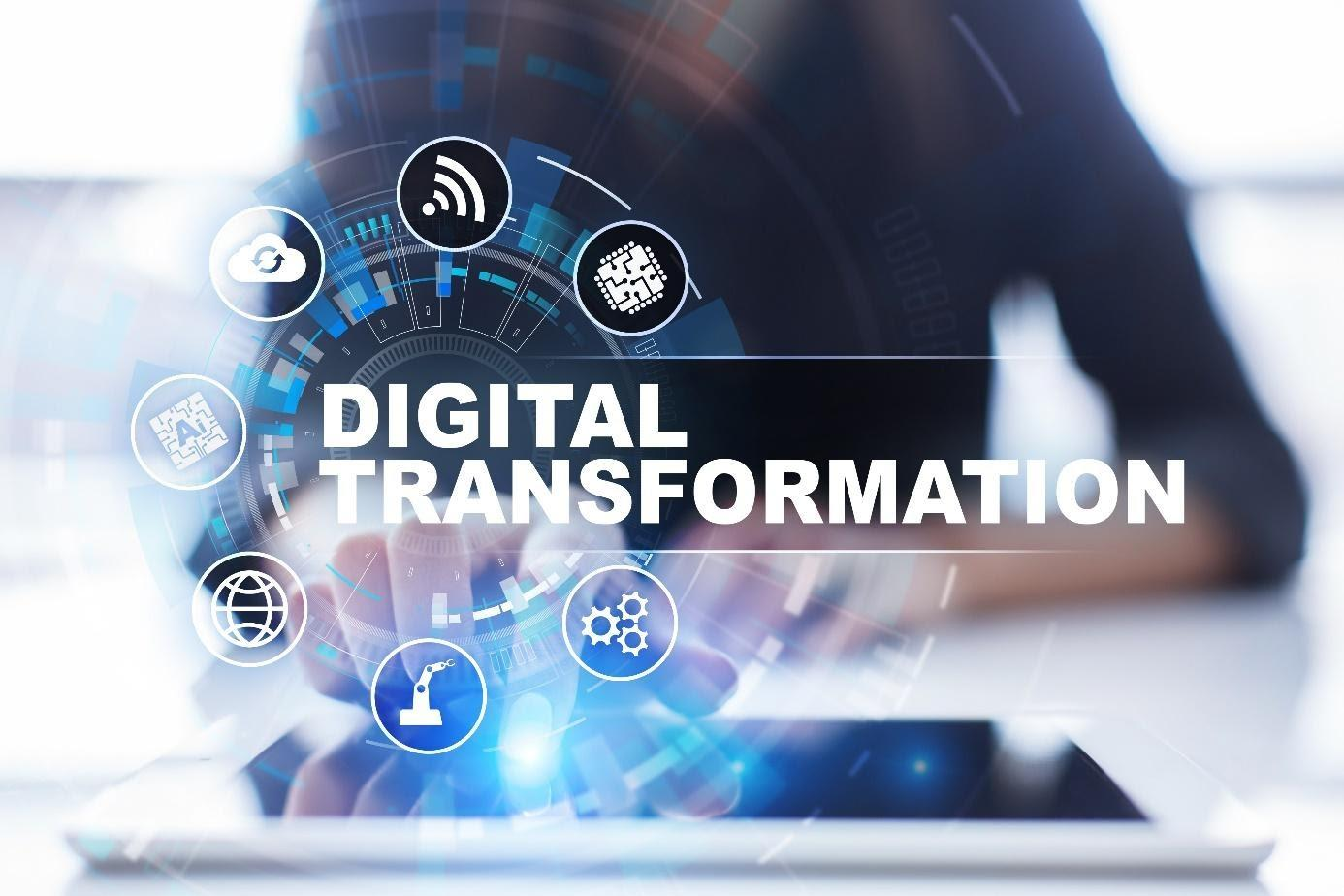 Digital transformation - chuyển đổi công nghệ số ứng dụng ngày càng nhiều trong sản xuất