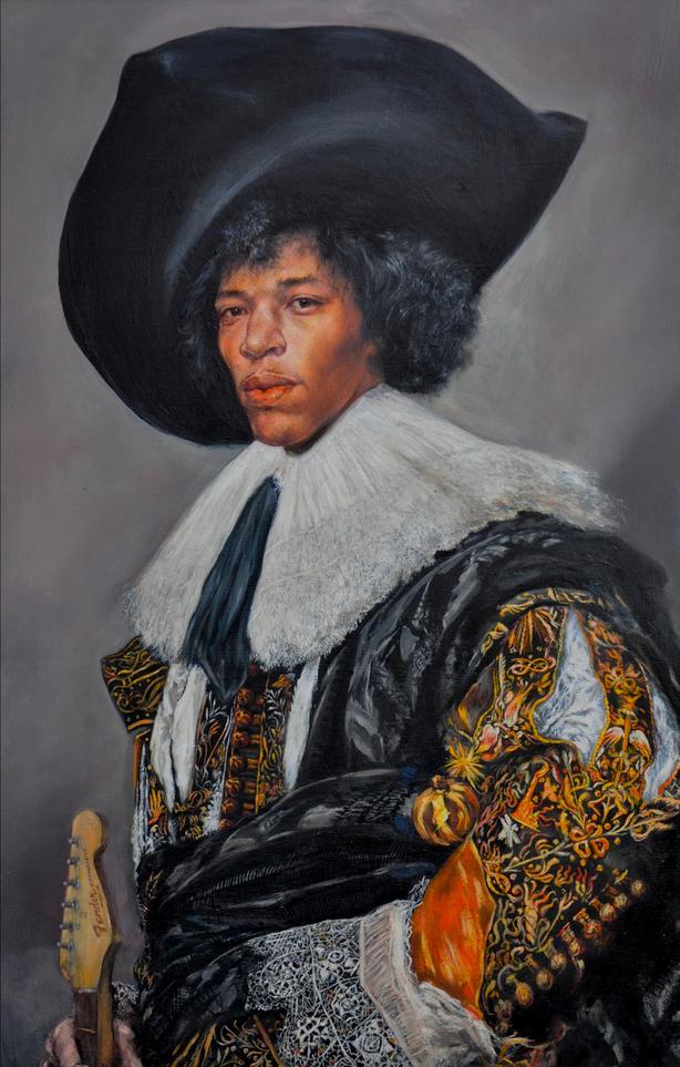 Evolution - Tam Joseph Paintings on artnet