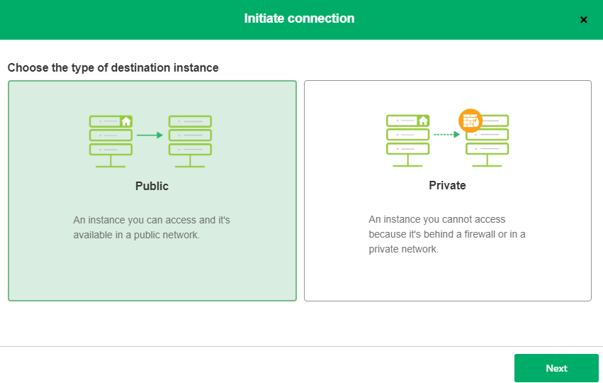 initiate connection between ServiceNow and Azure DevOps