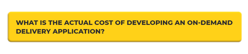 Cost to build an On-Demand Delivery Application like HungerStation - YelloStack