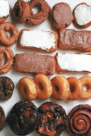 donuts and other pastries
