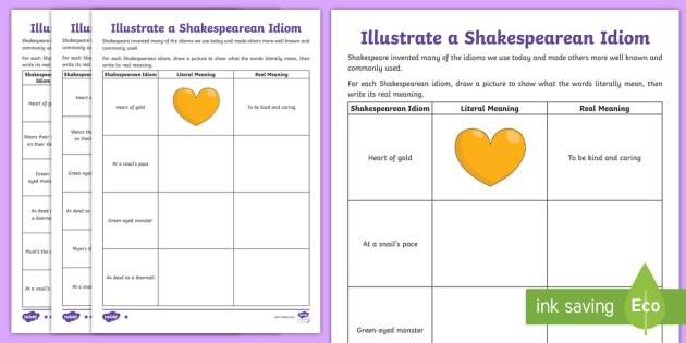 Homework help william shakespeare