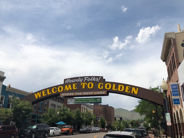 Downtown Golden