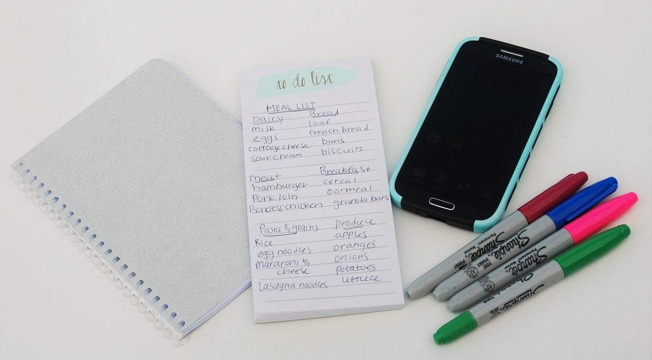 List-Notebook-Phone-Plan-Shopping-List-To-Do-List-1474674.jpg