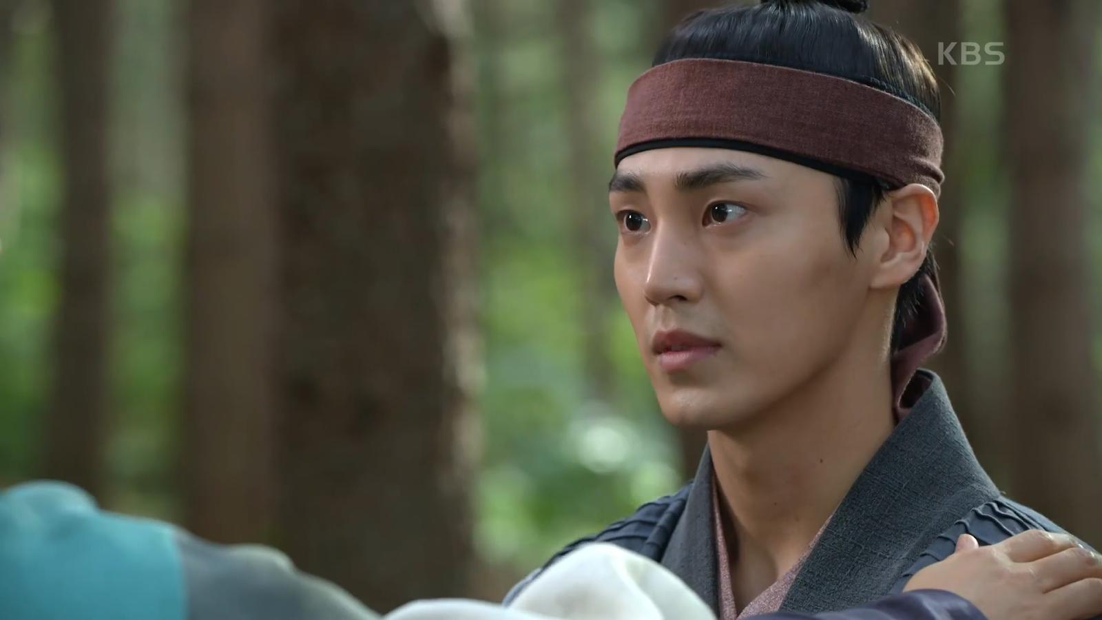 Royal Secret Agent Episode 5 Lee Tae-hwan