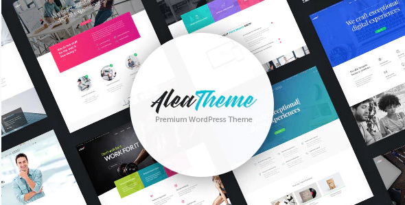 alea business theme