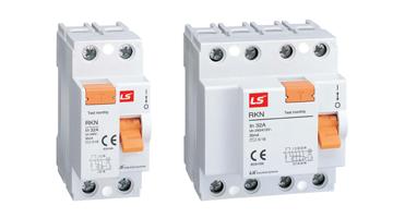 Thiết bị điện LS - Aptomat chống giật RCCB LS