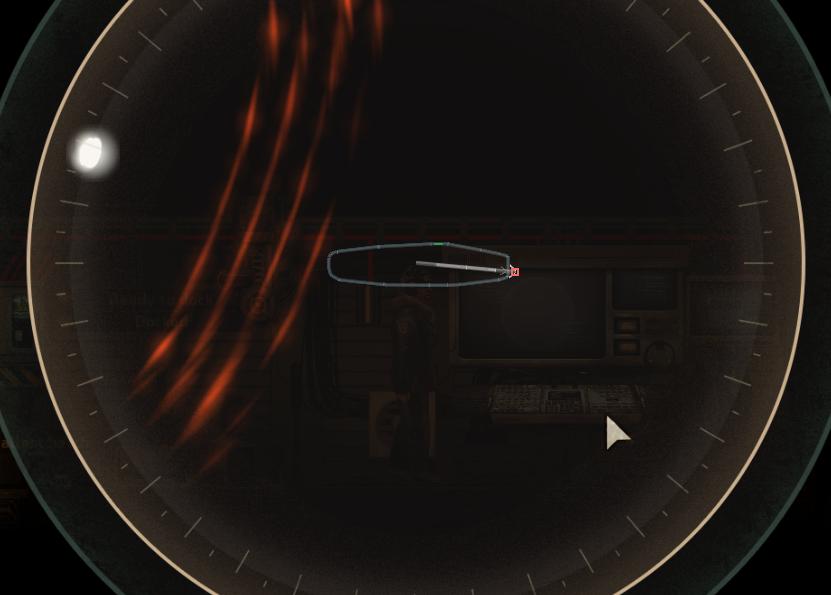 Barotrauma abyss creature sonar effects