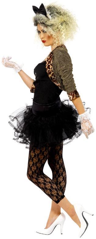 Adult 80s Wild Child Costume - 36233 - Fancy Dress Ball