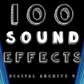 100 Sound Effects Digital Archive 4