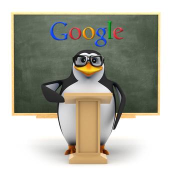 Google Pingouin