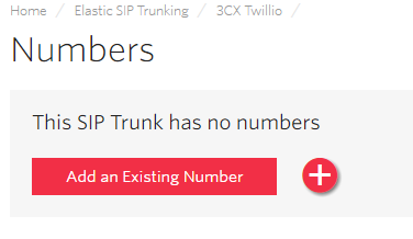 How to set up Twilio Elastic SIP Trunking with 3CX V15 5