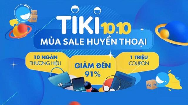 Hãy ghé lanhchanh.com để nhanh chóng nhận mã giảm giá Tiki cực ưu đãi