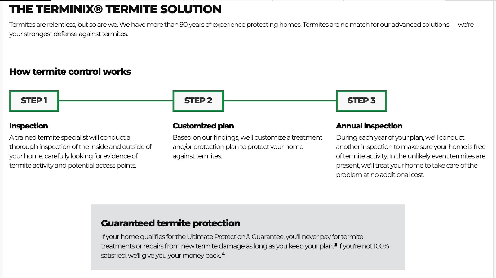 Top 10 Best Termite Control Services In 2019 Plans Benefits More