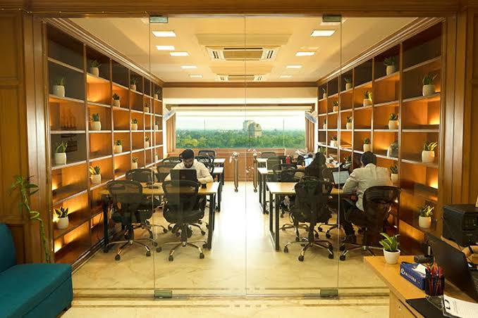 Flockwork Coworking Space in Noida