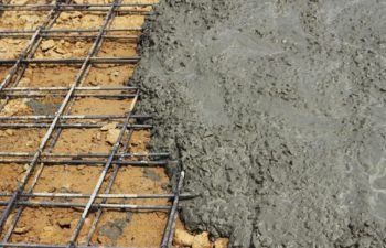 cleaning-concrete-for-footings