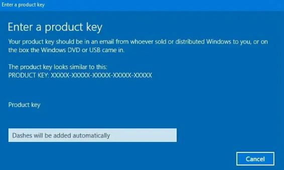 مفتاح تنشيط Windows 10 مجانا 2020