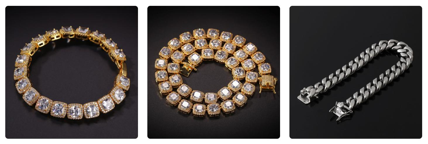Saint Jewelers | Bracelets and Necklaces