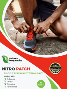 Natures frequencies Nitro Patch