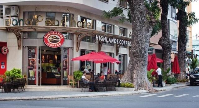 Mô hình nhượng quyền kinh doanh cafe