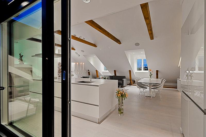 Dosis arquitectura tico en estocolmo 5 habitaciones 129 metros cuadrados - Pasar de metros a metros cuadrados ...