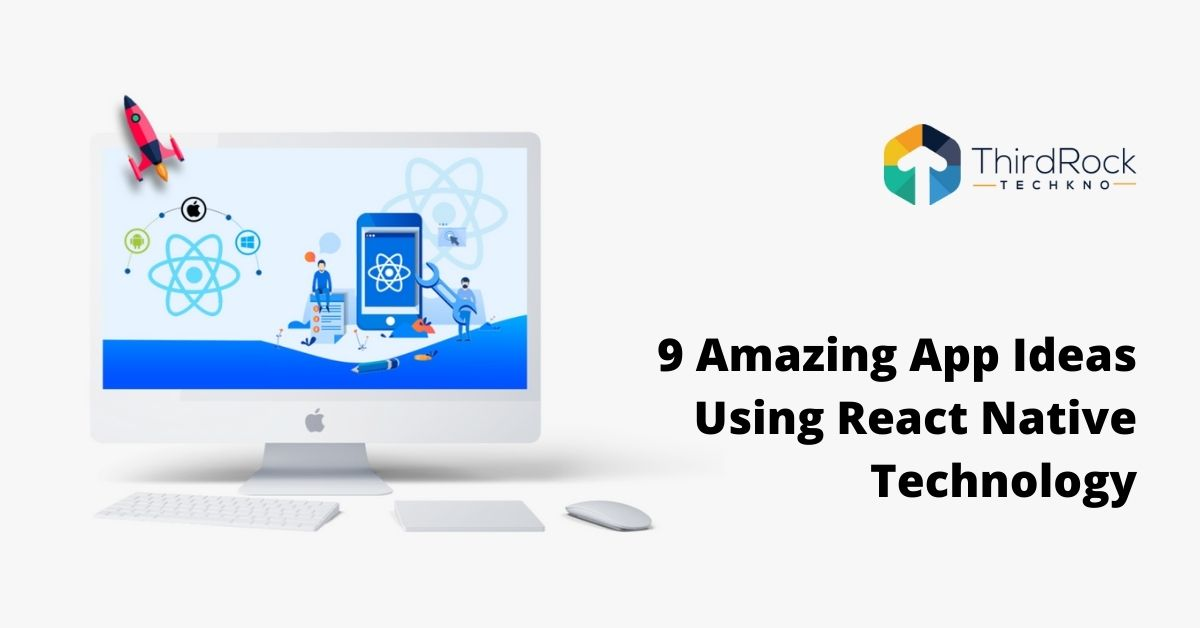 app ideas using react native