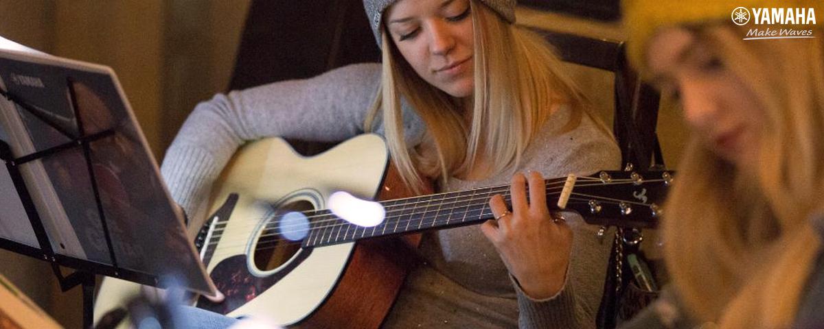 học guitar cấp tốc