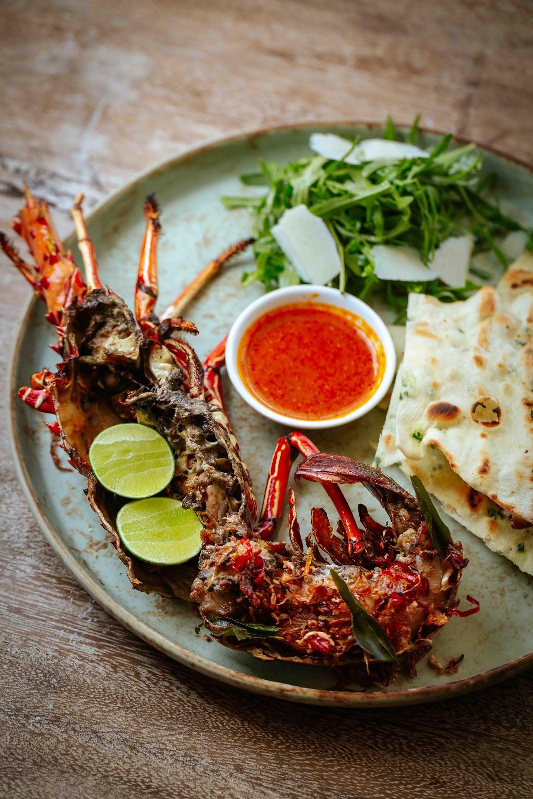 Bali's Best Mediterranean Food