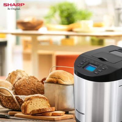 Sharp Table-Top Bread Maker for Home and  Kitchen