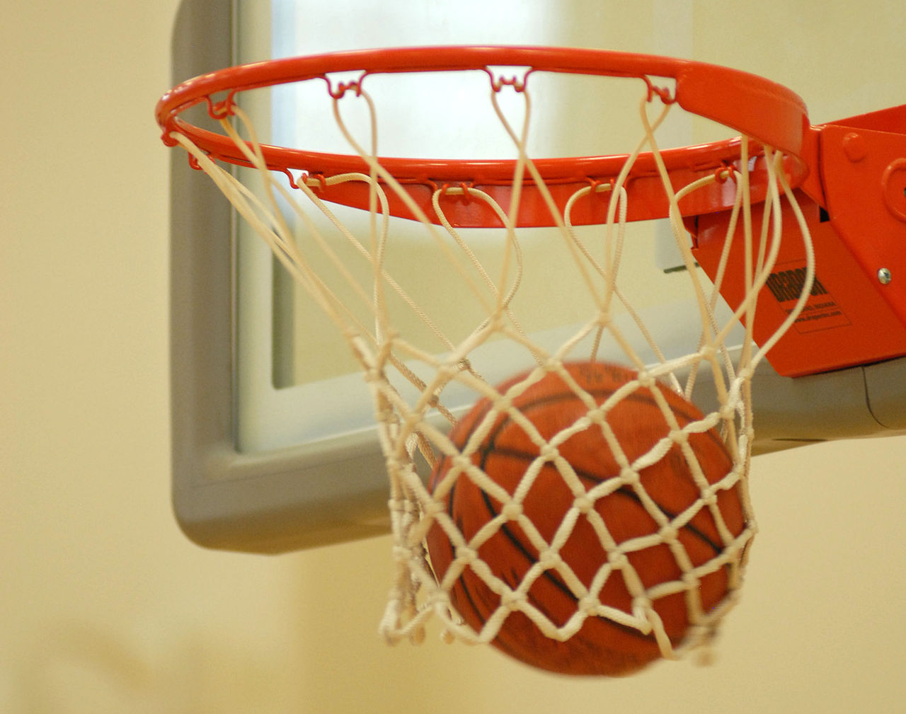 File:Basketball through hoop. ...