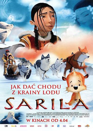 Przód ulotki filmu 'Sarila'