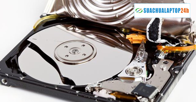 Cứu dữ liệu ổ cứng tại Sửa chữa Laptop 24h