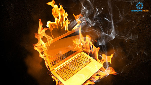 laptop quá nóng