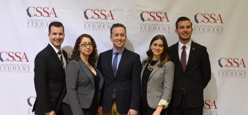 ASI Lobby Corps students attend CSSA
