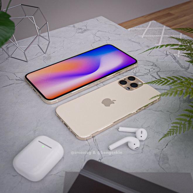 iPhone 2020 với thiết kế của iPhone 4 trông đẹp như thế này đây - Ảnh 4.