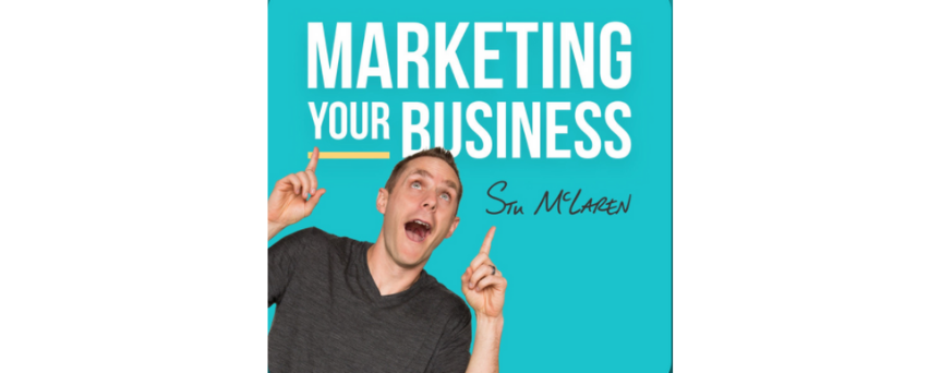 Marketing Your Business - Marketing Strategies for Business Owners Podcasts logo