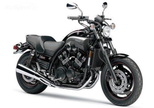 segundo exemplo de moto estradeira roadster