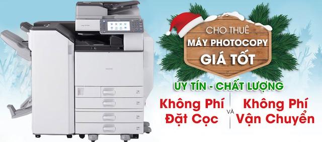Nhân viên tại Linh Dương sẽ tư vấn dịch vụ cho thuê máy photocopy rõ ràng