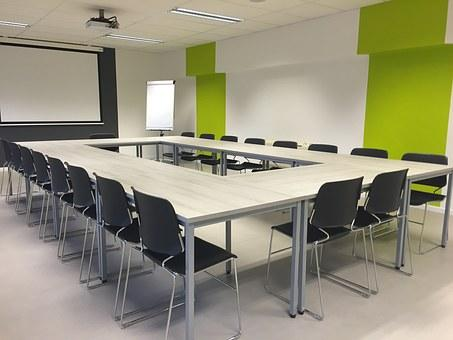 Meeting Modern Room Conference Learning Cl