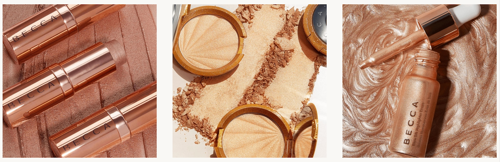 BECCA Cosmetics - Products Gallery | Makeup and Beauty Brands Looking for Influencers