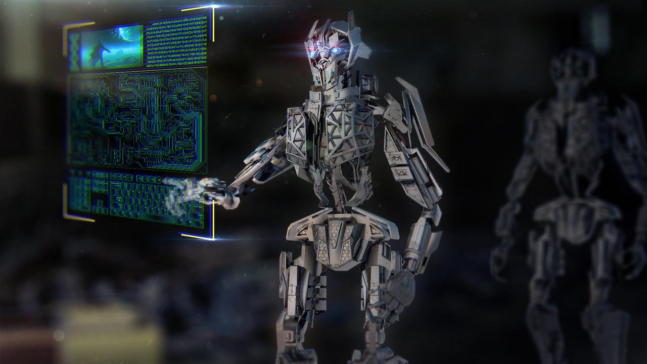 Inteligência artificial usando um computador - Testes na programação
